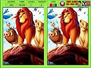 Lion King Spot The Difference thumbnail