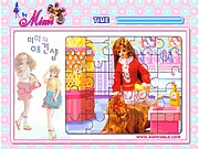Thumbnail of Mimi Barbie Puzzle 2