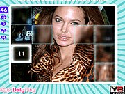 Angelina Jolie Peppy Puzzle thumbnail