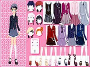 Thumbnail of School Uniform Dressup 2