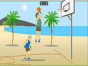 Thumbnail of Air Raid Basketball