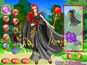 Thumbnail of Power Princess Dressup