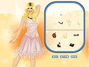 Thumbnail of Ashley Tisdale Dress Up