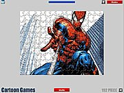 Spiderman Jigsaw thumbnail