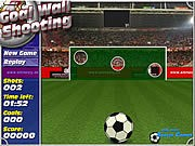 Thumbnail of Goal Wall Shooting