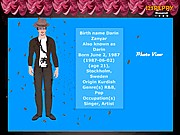 Peppy's Darin Zanyar Dress Up. thumbnail