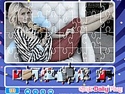 Pretty Paris Hilton Puzzle thumbnail
