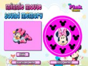Thumbnail of Minnie Mouse Sound Memory