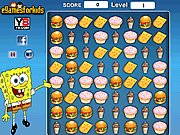 Spongebob Food Match Game thumbnail