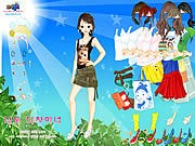 Sun and Leaves Dressup thumbnail