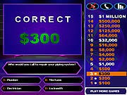 Thumbnail of Who wants to be a Millionaire