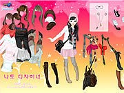 Thumbnail of Skirts Scarves Dress Up