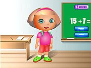Thumbnail of Dressup Dora for School