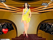 Thumbnail of Alizee Poulicek Miss Belgium 2008