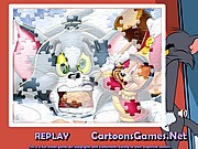 Tom and Jerry Sorty My Jigsaw thumbnail