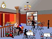 Thumbnail of Stickman Death Restaurant