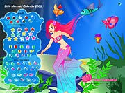 Little Mermaid Calendar 2008 thumbnail