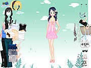Thumbnail of Icy Dress up