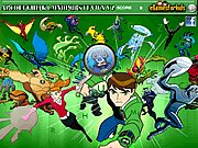 Thumbnail of Ben 10 Hidden Alphabets