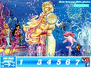 Thumbnail of Barbie Underwater Hidden Numbers