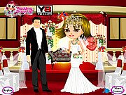 Thumbnail of Celebrity Wedding Dressup