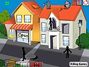 Thumbnail of Stickman Death Street