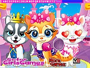Thumbnail of Pets Beauty Salon Hidden Game