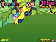 Thumbnail of Dora Animal Rescue Rush