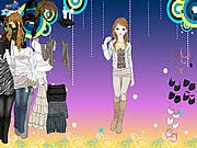 Thumbnail of Chique Disco Dress Up