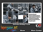 Thumbnail of Oblivion Sliding Puzzle