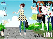 Dots Dress Up thumbnail