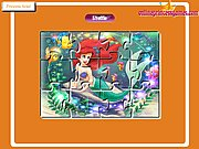 Thumbnail of Princess Ariel Jigsaw Puzzle