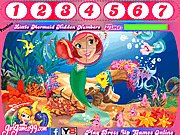 Thumbnail of The Little Mermaid Hidden Numbers
