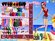 Thumbnail of Summer Fashion Model Style