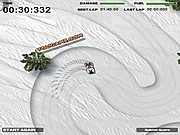 Thumbnail of Snow Drift Racing