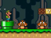 Thumbnail of Luigi Cave World 2