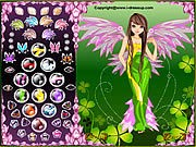 Forest Angel Dress Up thumbnail