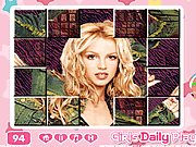 Thumbnail of Britney Super Puzzle