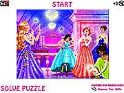 Thumbnail of Makeup Princess Jigsaw