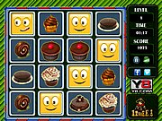 Thumbnail of Delicious Cake Match
