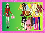 Thumbnail of Colorful Fashion Dressup
