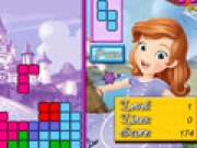 Thumbnail of Sofia the First Tetris