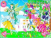 Thumbnail of Fairy Dressup 3