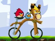 Thumbnail of Angry Birds Bike Revenge
