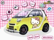 Thumbnail of Hello Kitty Car