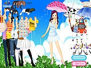 Spring Rain Dress up thumbnail