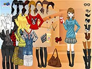 Rock Stripes Dressup thumbnail