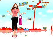 Thumbnail of Confessions of a Shopaholic Dress Up