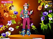 Thumbnail of Emily Flower Girl Dressup