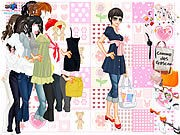 Thumbnail of Fashionista Dress Up